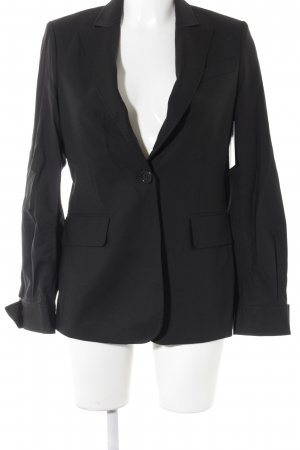 BCBG Maxazria Smoking-Blazer schwarz-grau Business-Look