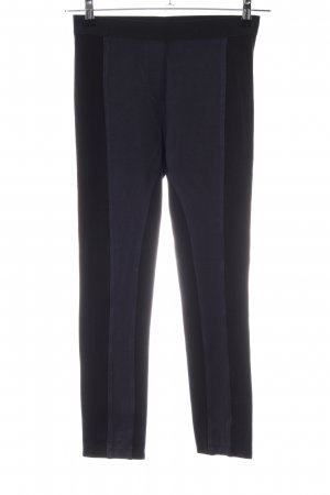 BCBG Maxazria Stretch broek zwart casual uitstraling