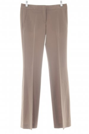 BCBG Maxazria Stretchhose hellbraun Business-Look