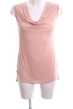 BCBG Maxazria Strappy Top pink casual look