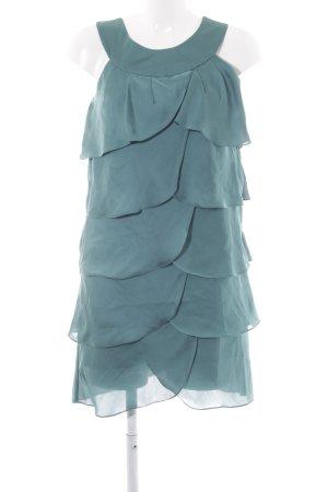 BCBG Mini vestido petróleo elegante