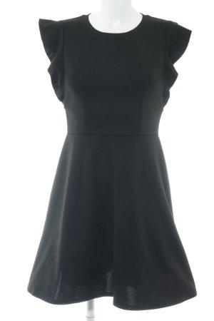BCBGeneration A-Linien Kleid schwarz schlichter Stil