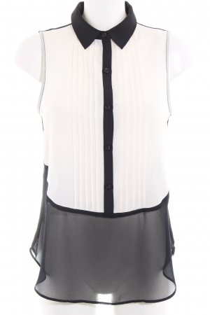 BCBGeneration Blouse topje zwart-wit elegant