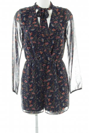 BCBGeneration Jumpsuit Blumenmuster Casual-Look