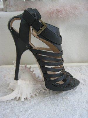 BCBGeneration´´ Luxus Leder Stiefeletten Frech & Sexy NP 220 € Top