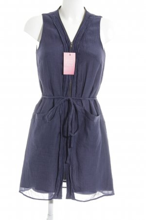 BCBGeneration Mini Dress steel blue simple style