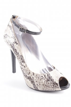 BCBGeneration Peep Toe Pumps dierenprint dierenprint