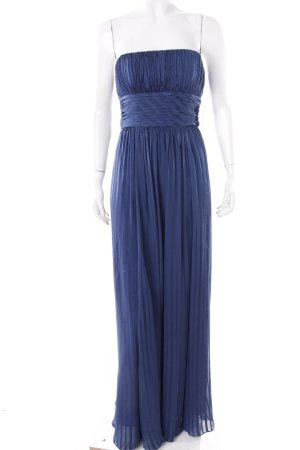 BCBGMaxazria Abendkleid blau Eleganz-Look