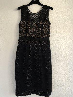 BCBG Maxazria Lace Dress black