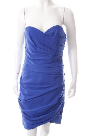 BCBGMaxazria Cocktailkleid blau Eleganz-Look