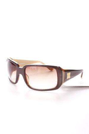 BCBGMaxazria eckige Sonnenbrille mehrfarbig