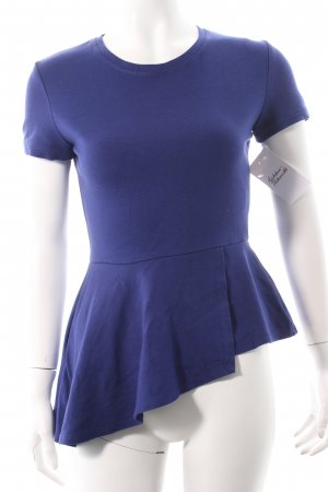 BCBGMaxazria Shirt blau Casual-Look