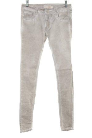 bdba Jeans slim fit beige look pulito