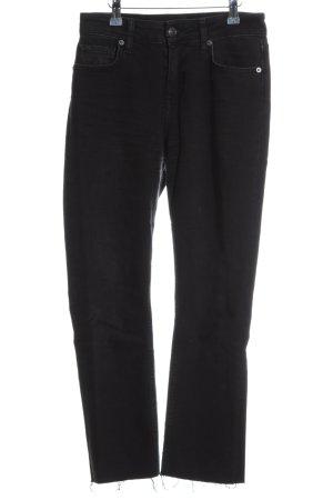 BDG 7/8 Jeans schwarz Casual-Look