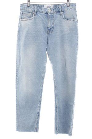 BDG Jeans a vita alta blu stile casual