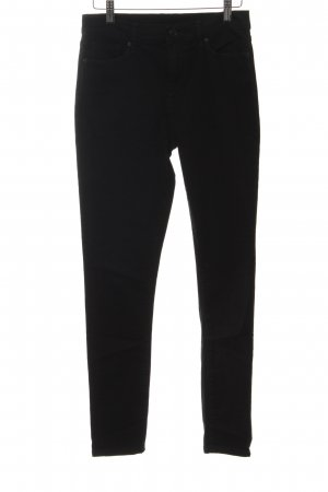 BDG High Waist Jeans black casual look