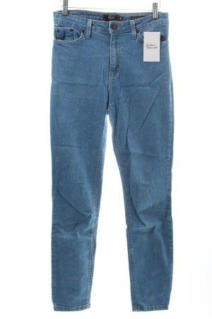 """BDG High Waist Jeans """"High Rise Cigarette"""" blau"""