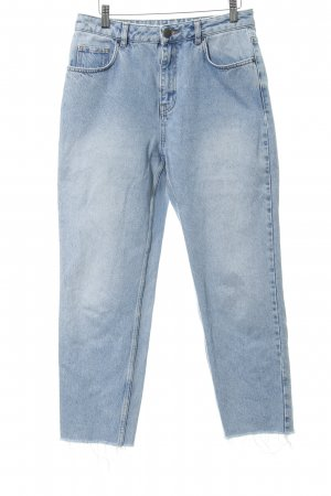 BDG High Waist Jeans himmelblau Casual-Look