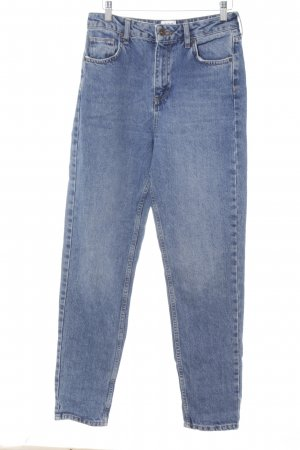 """BDG Hoge taille jeans """"MOM"""" azuur"""