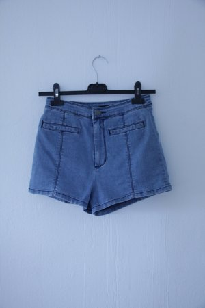 BDG High-Waist-Shorts multicolored