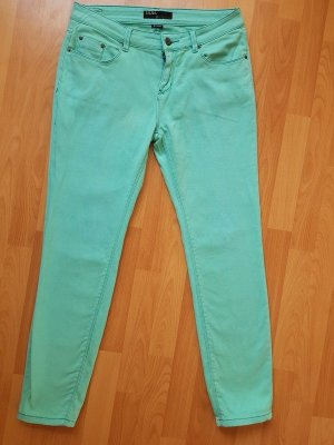 BDG Jeans coupe-droite turquoise