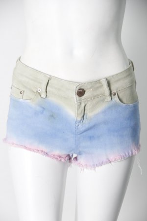 BDG Jean Shorts Batik Optic
