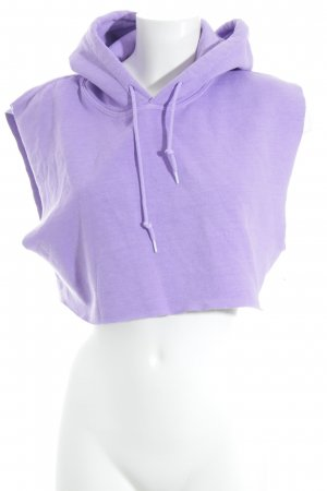 BDG Hooded Sweatshirt purple casual look