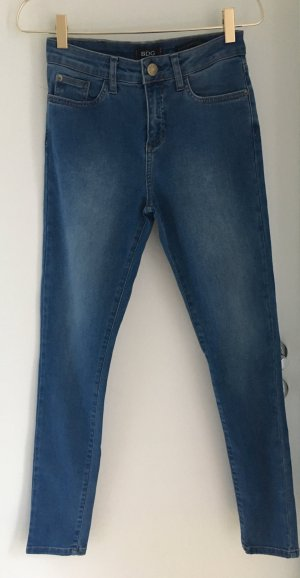 BDG Jeans blu acciaio