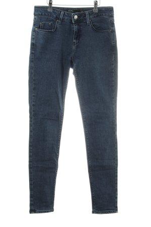BDG Skinny Jeans blau Casual-Look