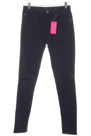 BDG Skinny Jeans schwarz Casual-Look