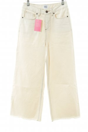 BDG Straight Leg Jeans oatmeal casual look