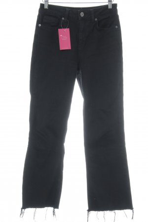 BDG Straight-Leg Jeans schwarz Casual-Look