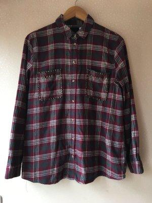 BDG Camicia di flanella multicolore