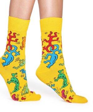Happy socks Puño multicolor Algodón