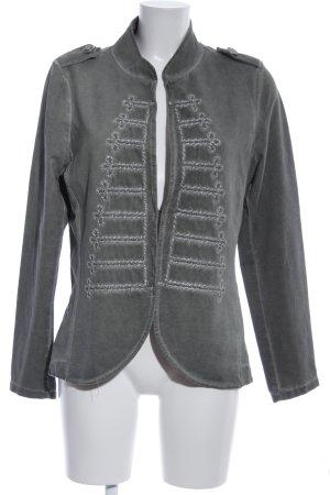 Be Inn Short Jacket light grey casual look