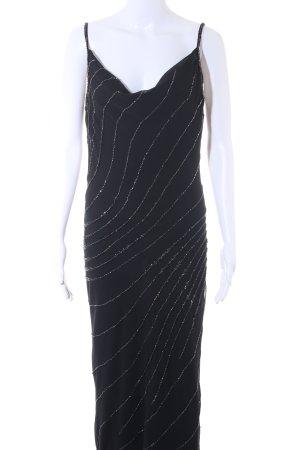 Be Lounged Evening Dress black elegant