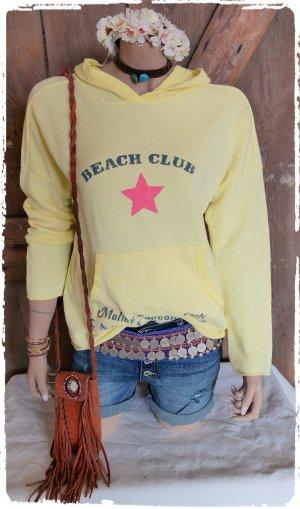 Beach Club Ibiza Kapuzen Sweaty