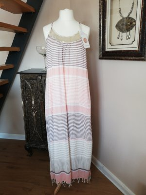 Beach Dress multicolored cotton