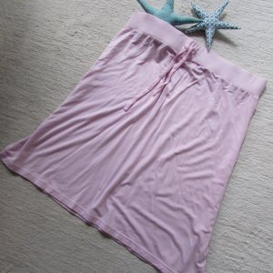 Beach Time * %Summer SALE% Süßer Jersey Strand Sweat Rock * rosa * 40/42