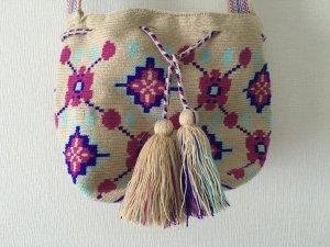 Beachbag handgefertigt aus Kolumbien