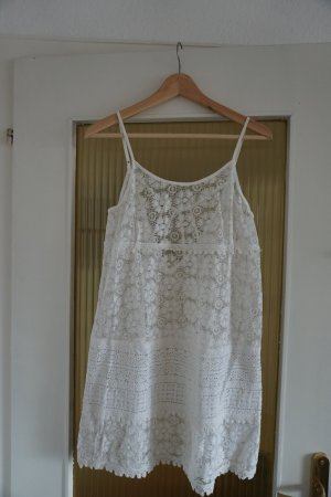 Frock and Frill Beachwear natural white