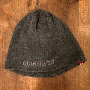 Quiksilver Beanie grey-light grey
