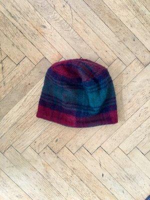 Bonnet multicolore laine