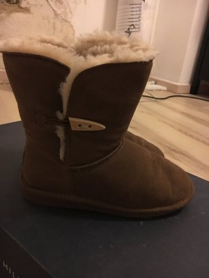 Bear Paw Boots, Winterboots, Lammfell Boots