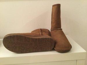 Bearpaw Bottes de neige brun sable-brun cuir