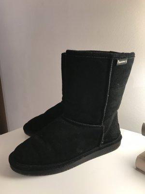 Bearpaw Bottes d'hiver noir