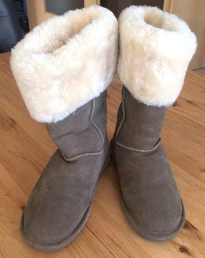 Bearpaw Stiefel sorgen für warme Füße :-)