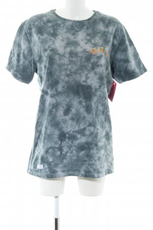 Beastin' T-Shirt abstraktes Muster Casual-Look