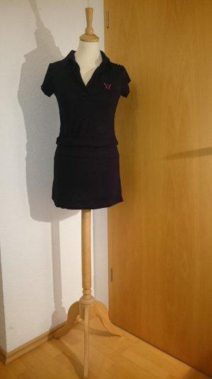 BEAT WEAR Tenniskleidchen schwarz Jersey, locker & leicht fallend SCHNÄPPCHEN !