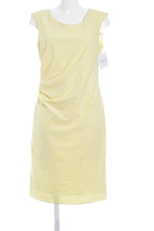 Beata Cupriak Bleistiftkleid gelb Elegant